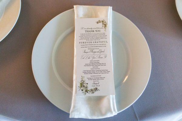 White Elegant Wedding In Sarasota Florida