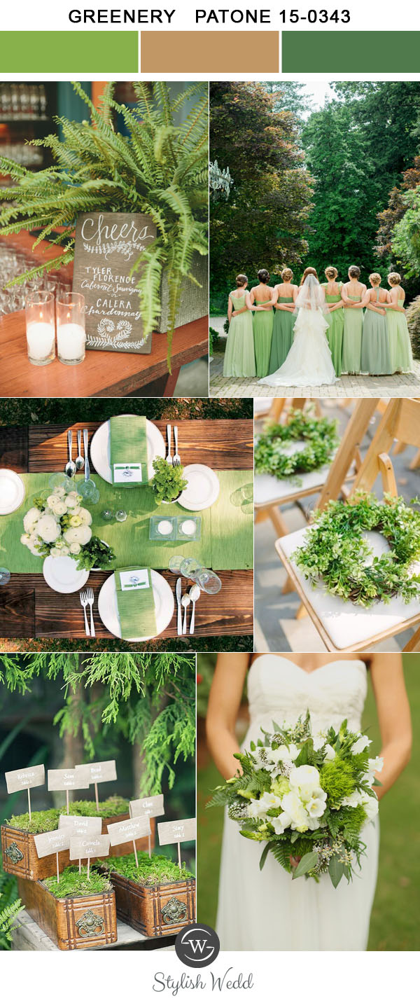 greenery-and-brown-spring-and-summer-wedding-colors-for-2017-trends