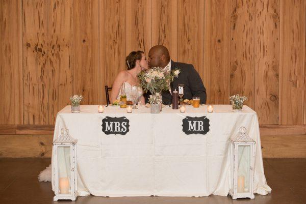 Rustic Barn Wedding in Jacksonville, Florida