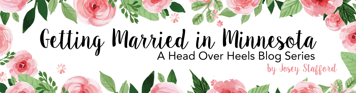 A Head Over Heels Blog Series by Josey Stafford
