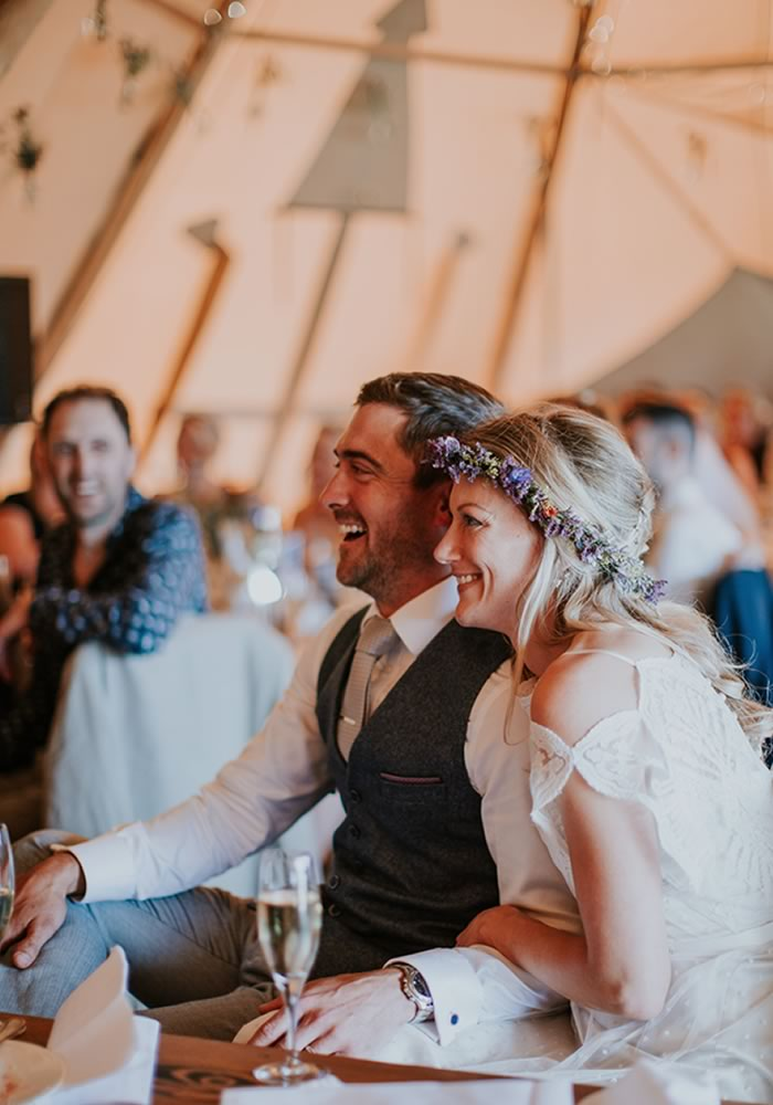 Take inspiration from five real couples who nailed their wedding speeches, and you can do too! For love, laughter and memories, they don't come better...