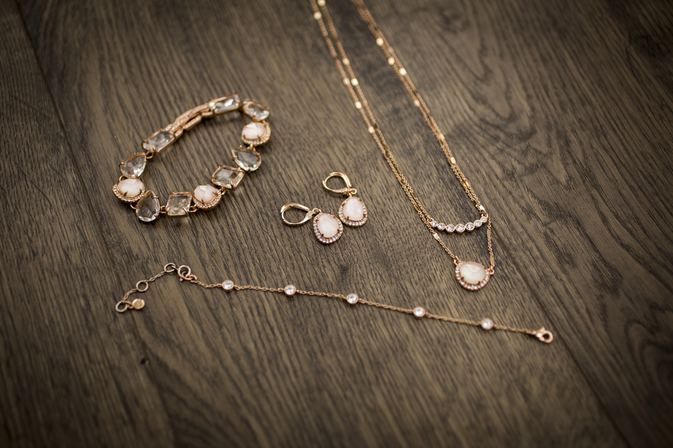 lovely jewelry for your wedding