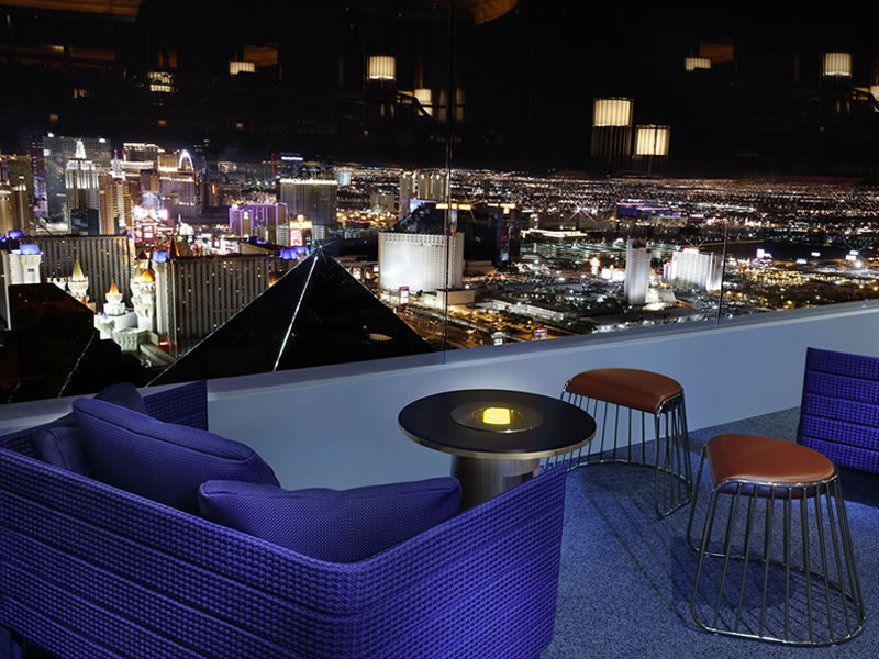 The real Vegas view that vows never to disappoint couples looking to wed wondrously!