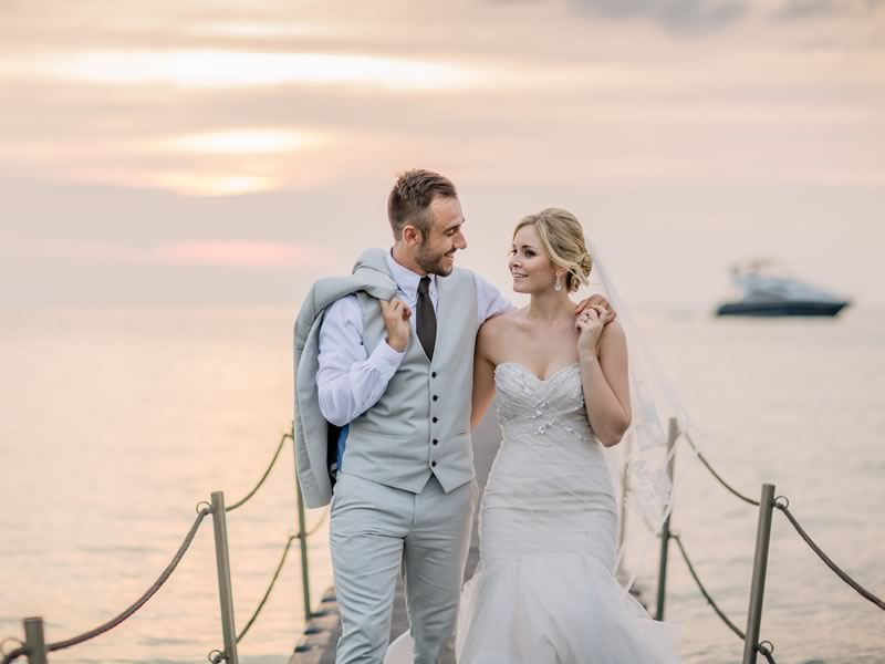 Want to banish post-wedding blues and make the most of your time as newlyweds? We talk minimoons, date nights and bucket lists to keep the sparks flying!