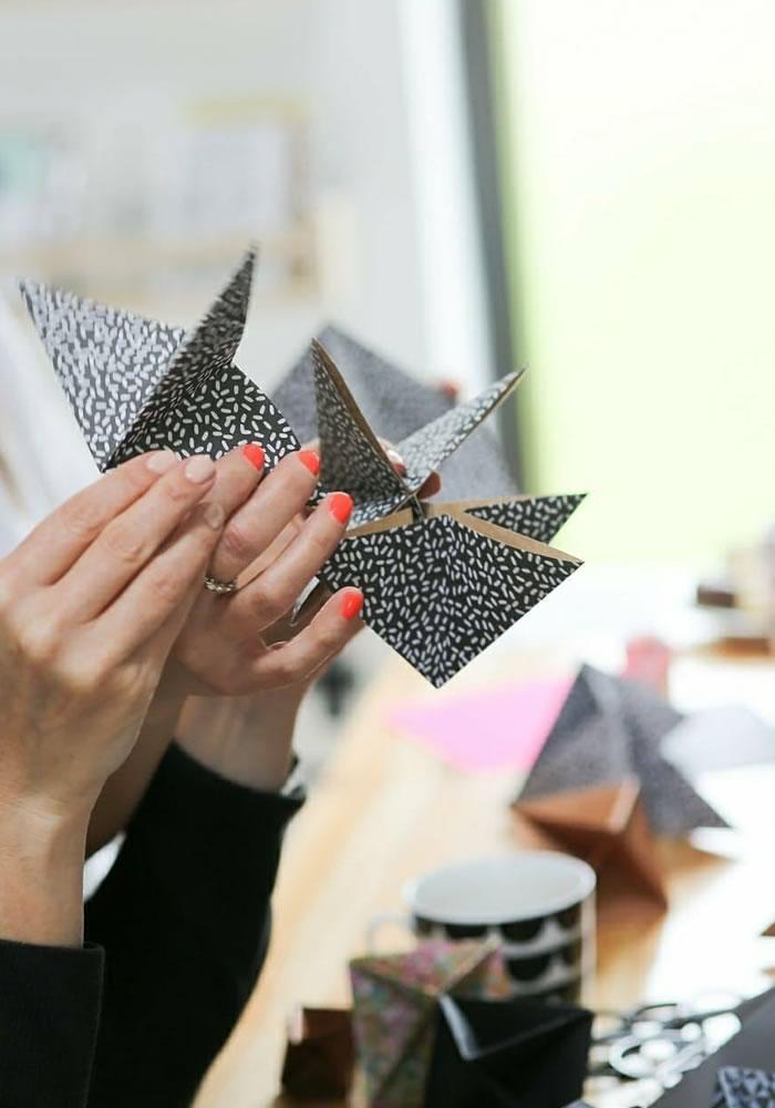Hen Party Activities 2018: Origami craft class