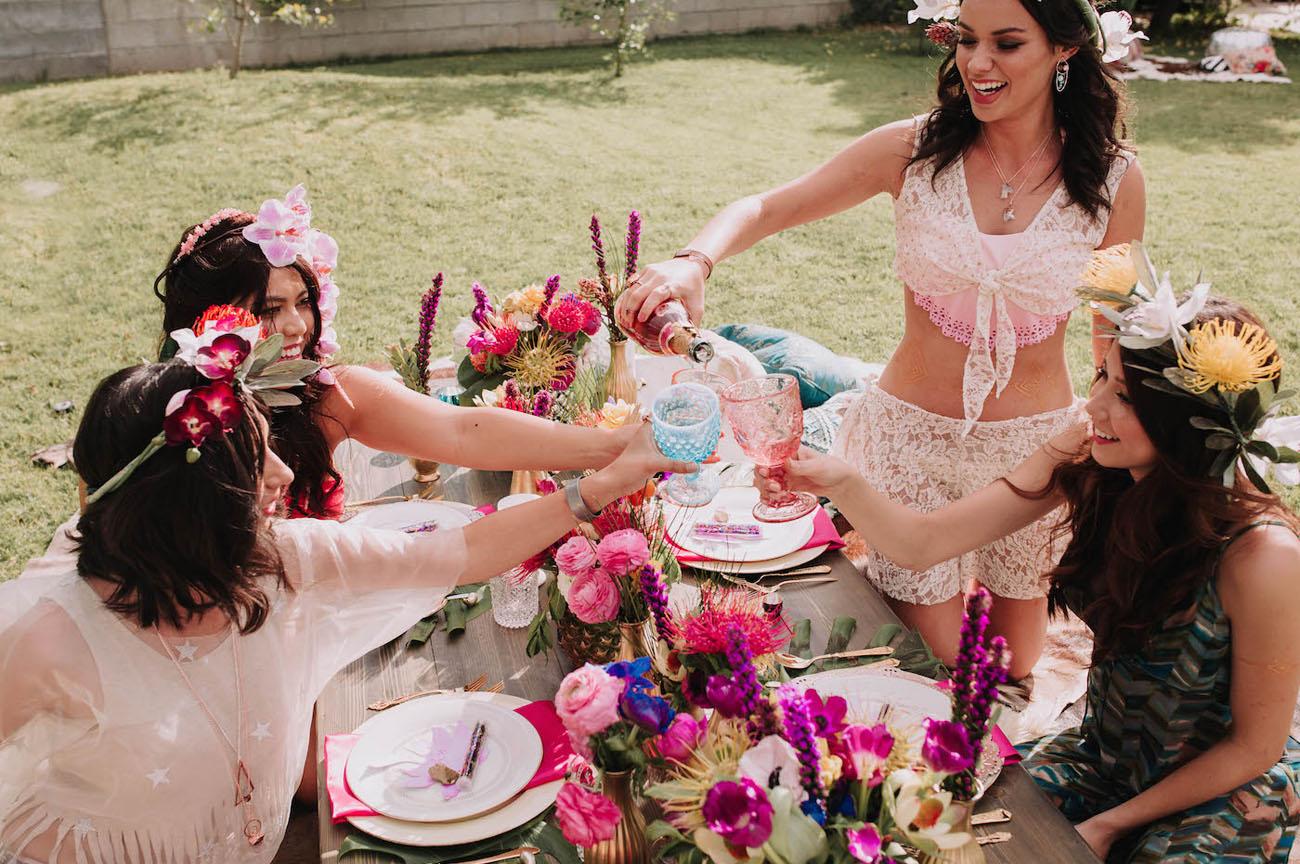Bachella Bachelorette Party