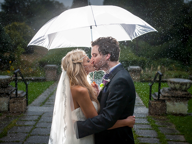 Raining Wedding Photography: Wedding Planner Tool Accurately Predicts Whether It's