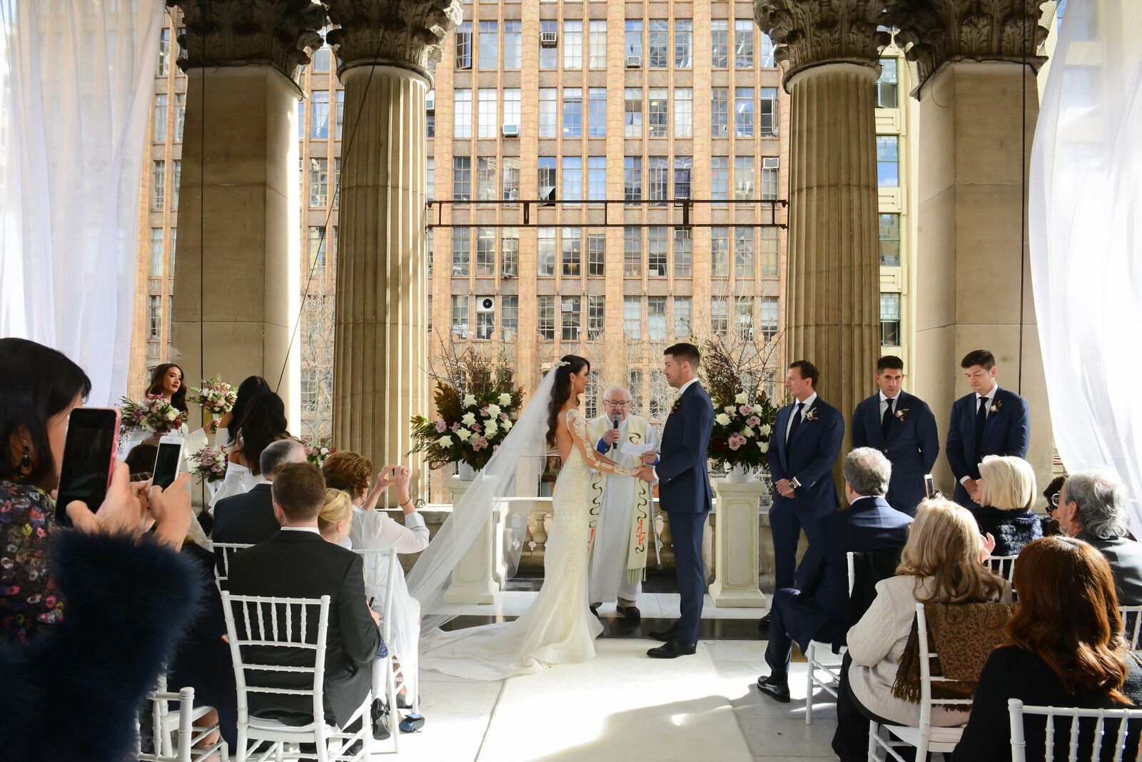 Perfect Wedding Guide - Celebrity Wedding - The Bachelor - Emily Simms