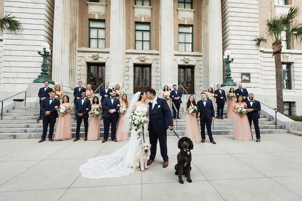 FairyTailPetCare - Perfect Wedding Guide - Perfect Wedding Guide Tampa - including dogs in your wedding day - wedding day pet sitters