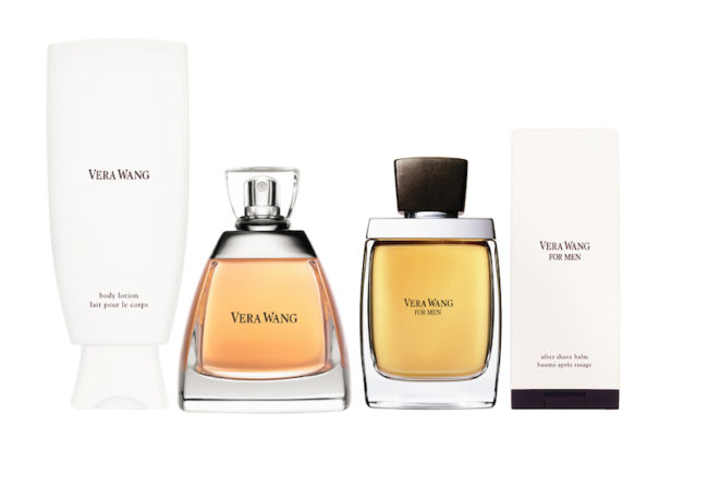 Vera Wang 24 Days of Christmas Competitions Signature Collection hamper