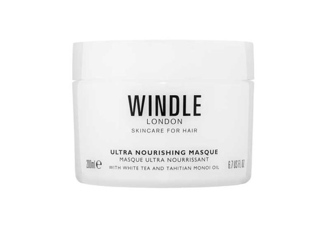windle and Moodie ultra nourishing hair mask
