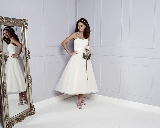 Best Short Wedding Dresses For 2019…