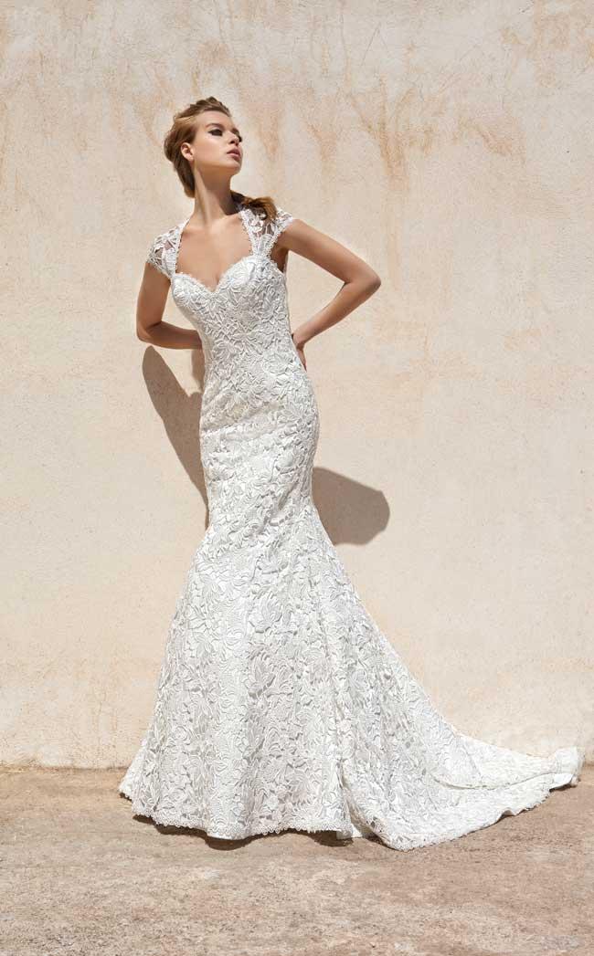 Best Lace Wedding Dresses-Engracia-Donna-Salado