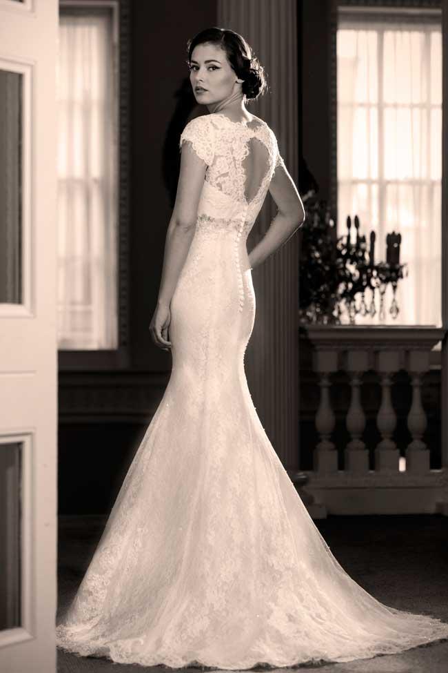 Best Lace Wedding DressesWillow-Nicki-Flynn-at-True-Bride