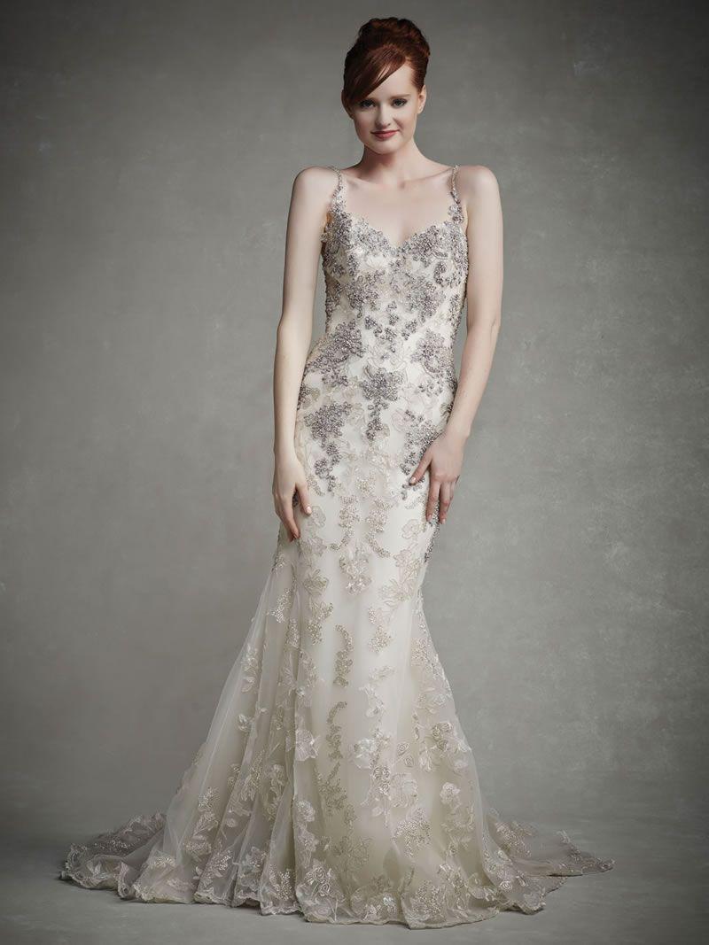 Best Lace Wedding Dresses fishtail