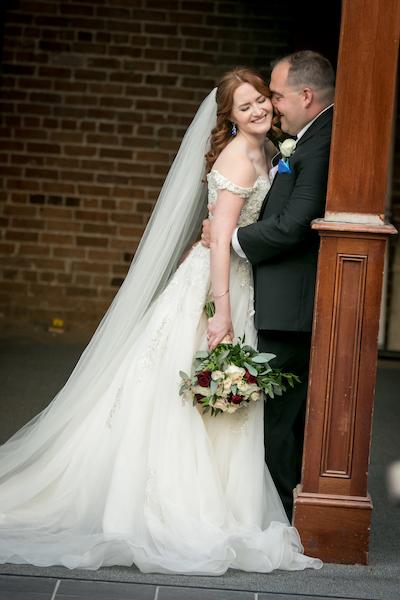 Orlando Real Wedding - Orlando Perfect Wedding Guide - bride and groom