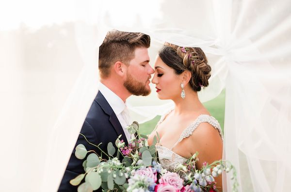 Central Florida Perfect Wedding Guide Spring Summer 2019 Magazine - styled photo shoot