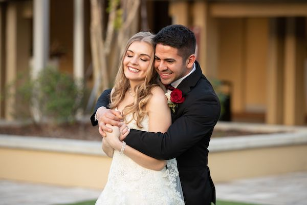 Orlando Perfect Wedding Guide - Dream Wedding Giveaway - bride and groom