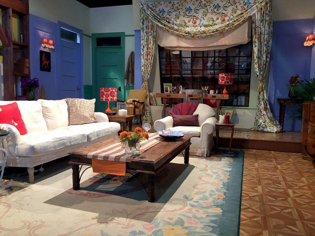 Monica Gellar's Apartment