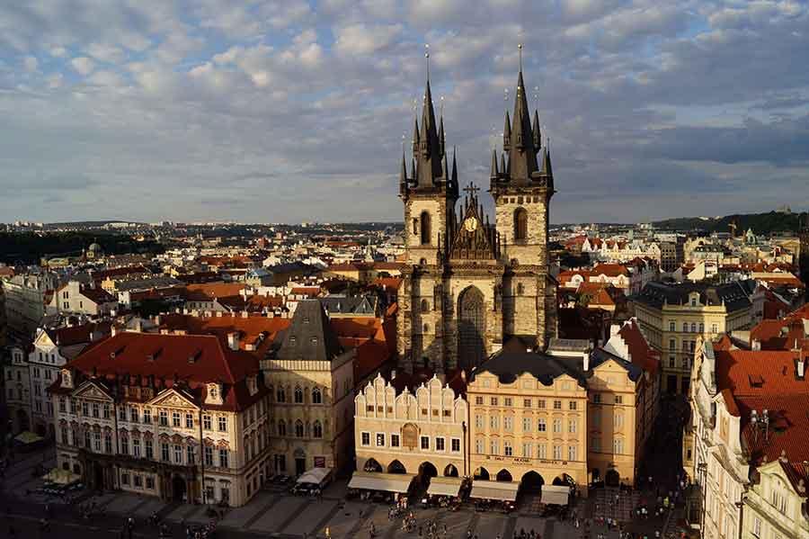 Prague Honeymoon Destination