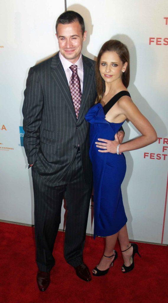 Sarah Michelle Gellar & Freddie Prince Jr.