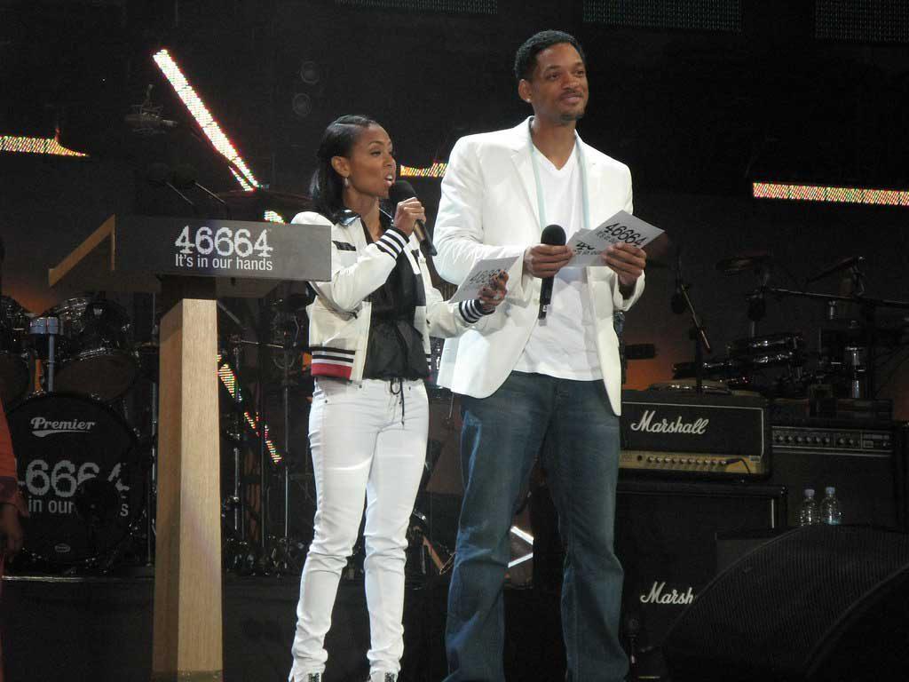 William & Jada Pinkett Smith