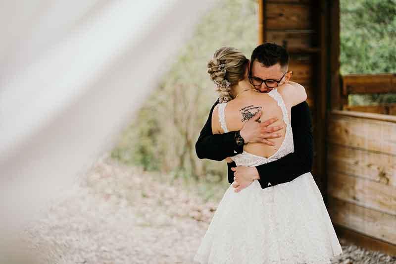 Part 2 of 2: Real Wedding - Jessi & Tone