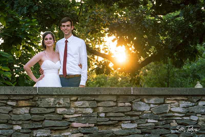 Real Weddings: Abigail & Stewart