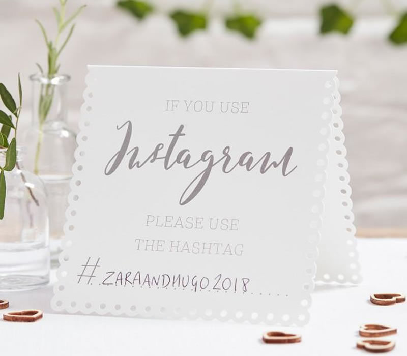 Instagram-wedding-hashtag