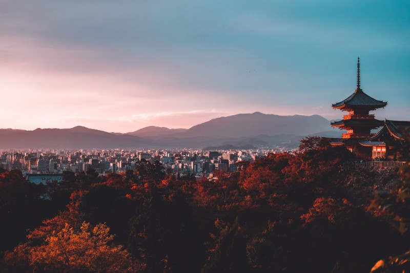 kyoto-romantic-honeymooon-destination