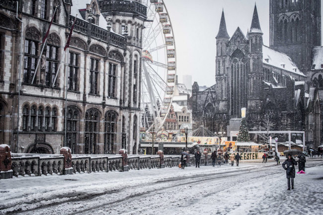 Best Christmas Markets Ghent