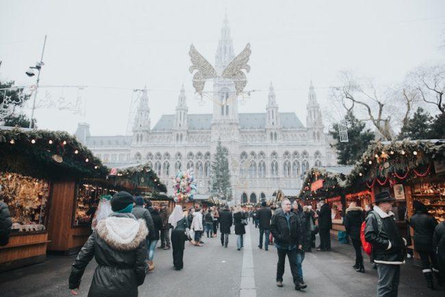 Best Christmas Markets Vienna