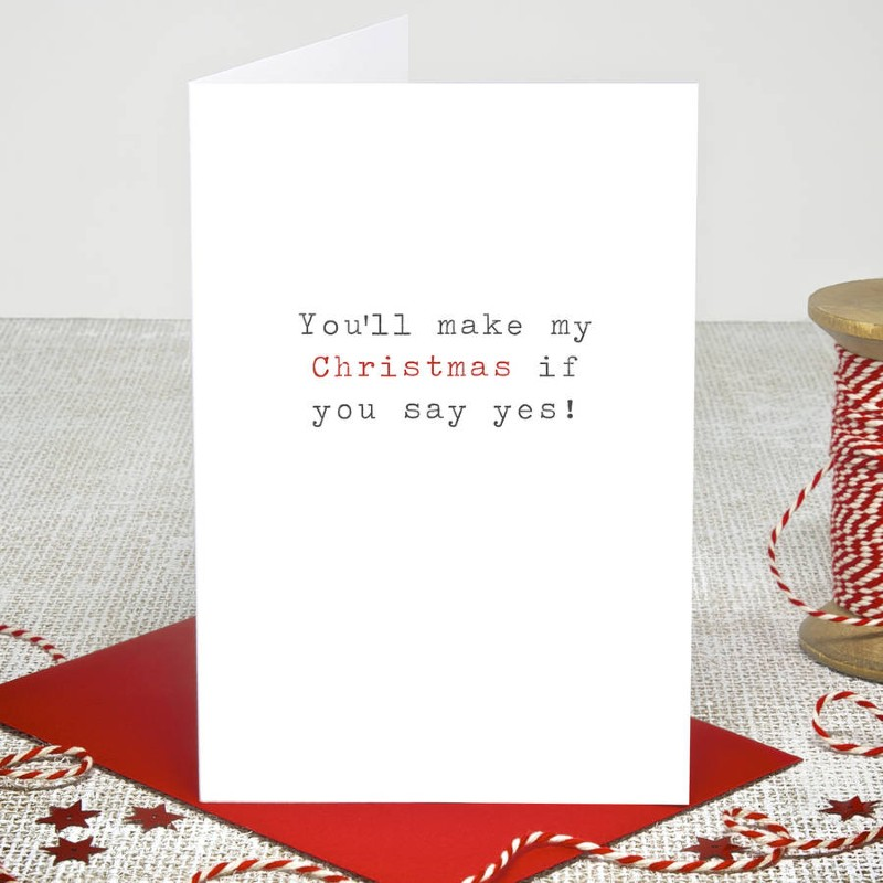 christmas-card-proposal-ideas