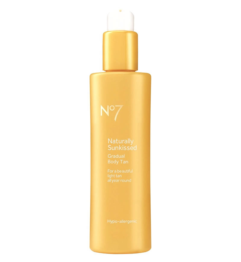 best-fake-tans-emily-berryman-No7 Naturally Sunkissed Gradual Body Tan