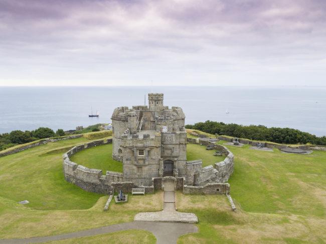 Pendennis Castle English Heritage