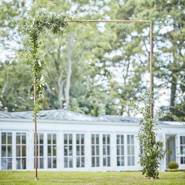 copperframe-wedding-arch-ginger-ray-garden-wedding-decor